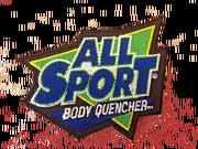 All sport drink logo