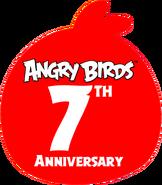 AngryBirds7thAnniversaryLogo