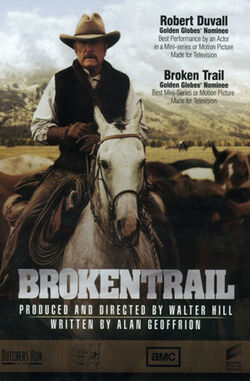 Broken Trail DVD cover