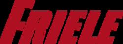 Friele logo red