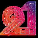Indosiar 21 Tahun Second