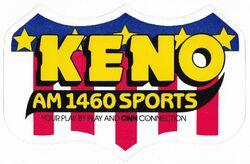 KENO AM 1460 Sports