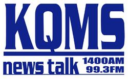 KQMS AM 1400 FM 99.3