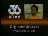 KTVV Different Strokes 1985