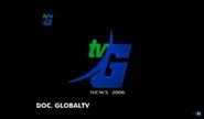 Kode produksi Global TV news 2006