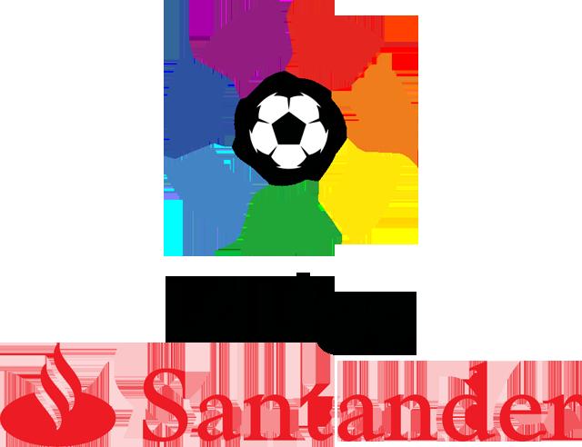 Image result for liga santander png