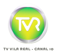 Logotipo da TV Vila Real
