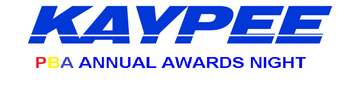 PBA Annual Awards logo 1989-1991