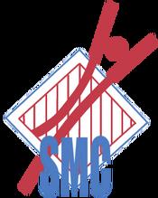 SM Caen logo (1988-1989)