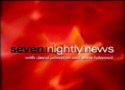 Seven Nightly News 2000