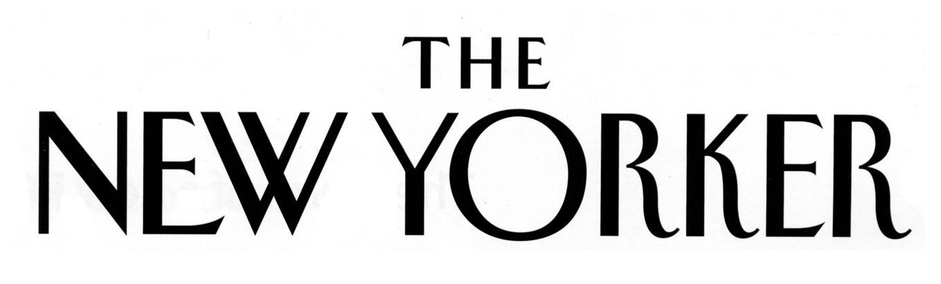 Image result for newyorker.com logo