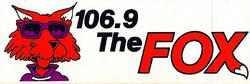 WAFX 106.9 The Fox 1989