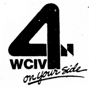 WCIV4OnYourSide1985logoA