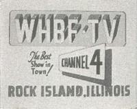 WHBF 1950