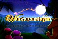 Wansapanataym logo 2001