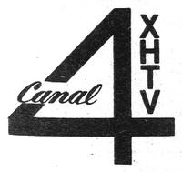 XHTVCanal4 1970-1972