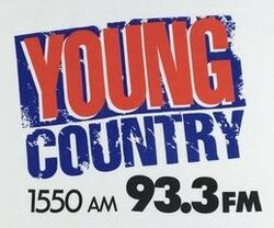 Young Country 93.3 FM 1550 AM