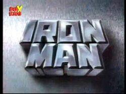1994 Iron Man Cartoon Season 2 Title