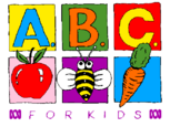 ABC For Kids 1st logo 10 January 1991-4 February 1998