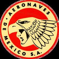 AeronavesDeMéxico 1962