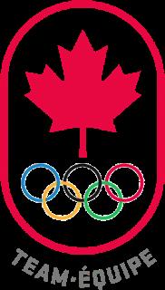Canada Olympic team logo (introduced 2011)