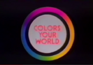 Colors your world