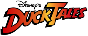 DuckTales logo 1987