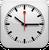 Ios 6 ipad clock icon by fonebone2k-d56fchv