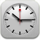 Ios 6 ipad clock icon by fonebone2k-d56fchv