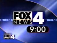 KDFW Fox 4 News open - 2001