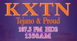 KXTN 107.5 HD2 1350 AM