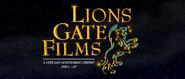 Lions Gate Films (2003)