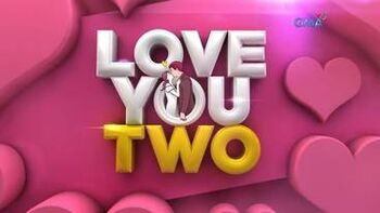 Love You Two titlecard