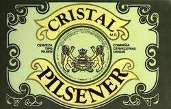 Pilsener Cristal (1977 - 1979)
