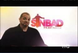 Sinbad It's Just Family