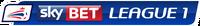 Sky Bet League One logo