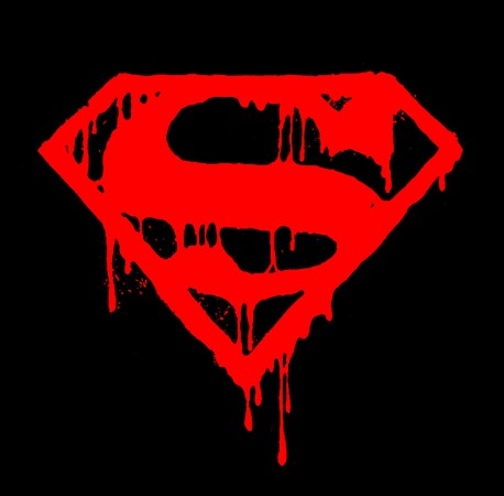 Superman Logo Wallpaper High Resolution 458x450