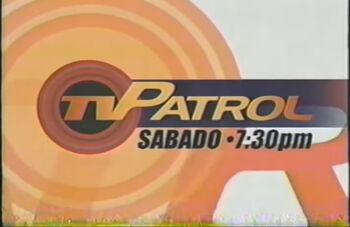 TV Patrol Sabado May 2004