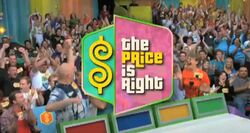 The Price is Right Multicolor
