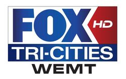 WEMT Fox Tri-Cities logo