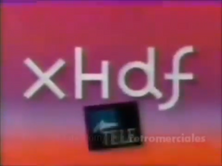 XHDF-TV13 Mi Tele (1993)