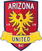 Arizona United SC logo