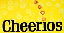 Cheerios 1962