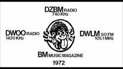 DWOO 1430 kHz 1975
