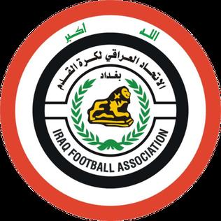 Iraqi FA Crest
