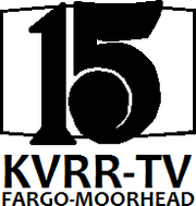 KVRR-TV logo mid 1980s