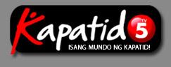 Kapatidtv5 logo