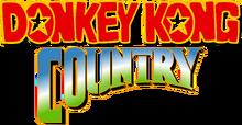 Logo - Donkey Kong Country