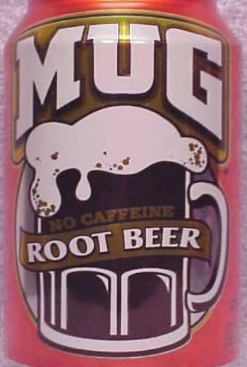 Mug Root Beer 2000