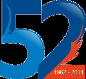 TVRI 52 Tahun Transparent